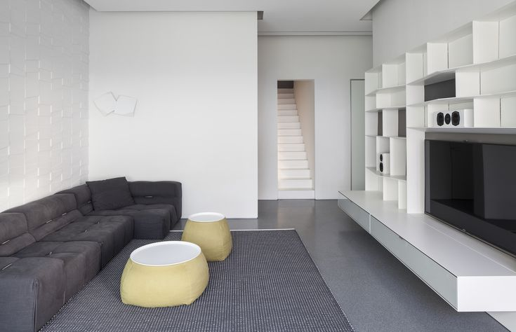 Gallery - Layers of White / Pitsou Kedem Architects - 16