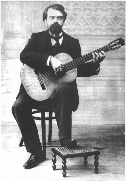 Picture of Francisco Tárrega