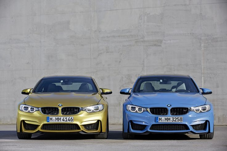 The new BMW M3 Sedan and new BMW M4 Coupe | MR.GOODLIFE. - The Online Magazine for the Goodlife.