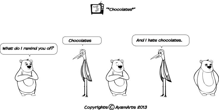 Chocolates.....!!!!!!!!!!!!