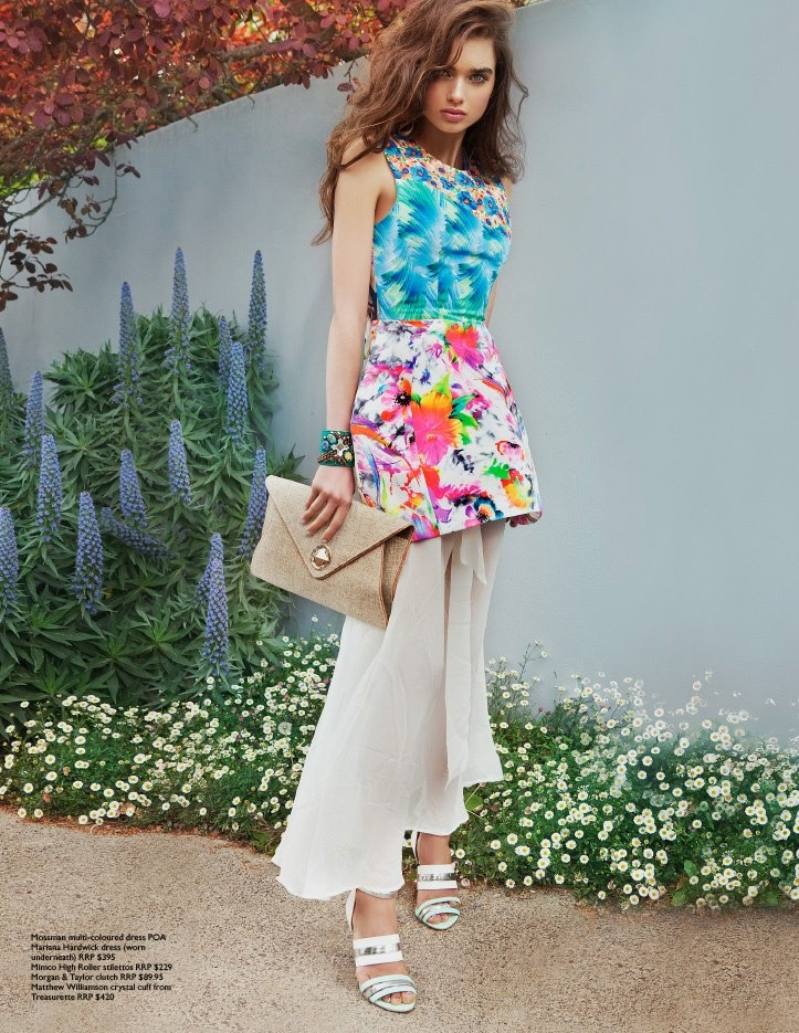 Make a statement with a wild print #prints #SpringCarnival #RacingStyle #fashionjournal