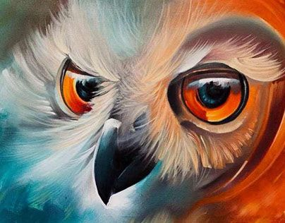 """Check out new work on my @Behance portfolio: """"Owl"""" http://be.net/gallery/32013245/Owl"""