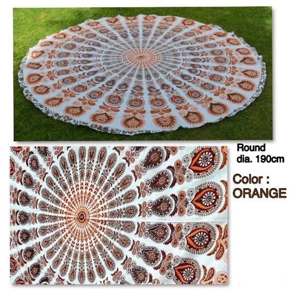 Jual Mandala Indian Round B 190cm Baru | Peralatan Dekorasi Rumah Murah |  Bukalapak