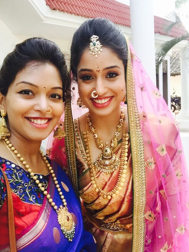 Good saree color for bride