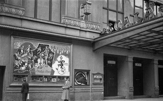 Scala Theatre, Berlin, Germany – August 1931