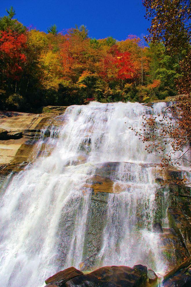 Best 25 Nc Waterfalls Ideas On Pinterest North Carolina