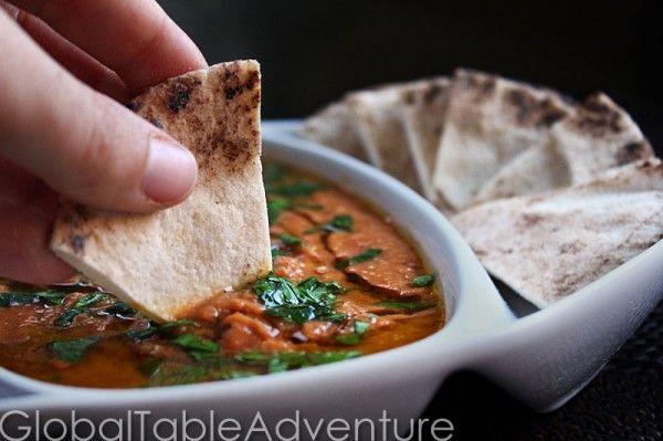 Paleo Foul Medammes (Spicy Fava Bean Dip)