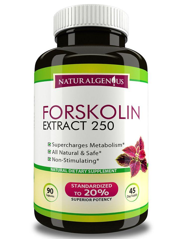 Understanding The Utility Of Real Original Forskolin