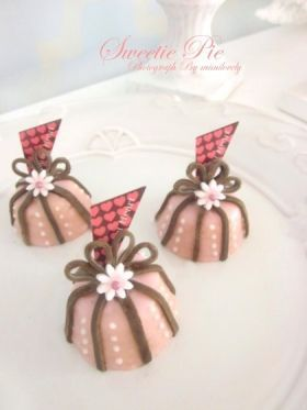 「【バレンタイン】Petit Fours」*mimi* | お菓子・パンのレシピや作り方【corecle*コレクル】