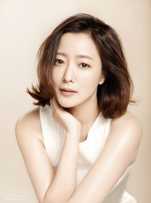 Kim Hee Sun - Allure Magazine June Issue '14