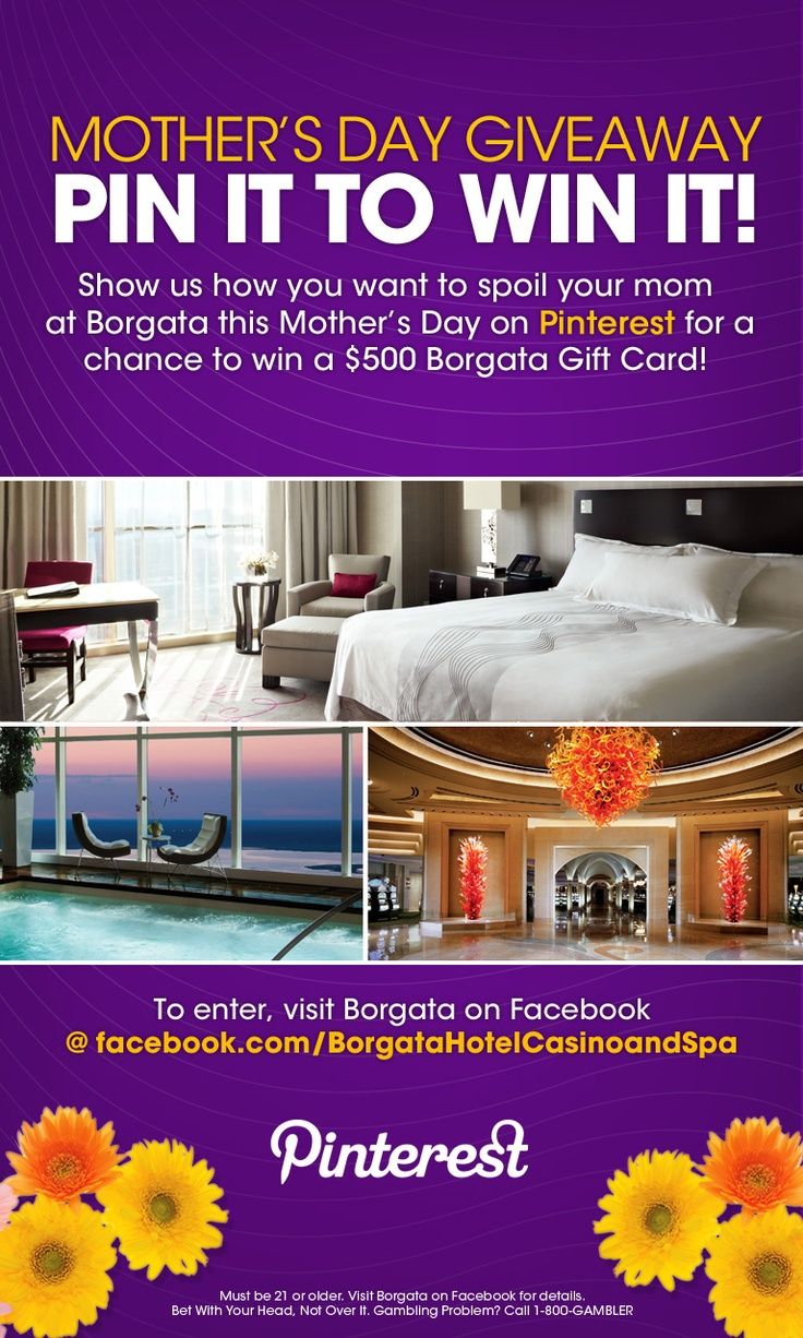17 best Borgata and The Water Club images on Pinterest | Atlantic ...