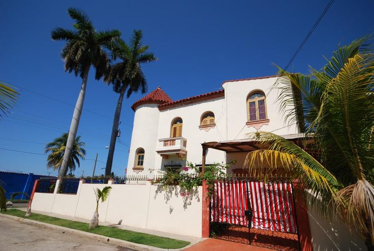 Casa Miramar Vacation Villa in Havana | Rooms | Cuba Stay