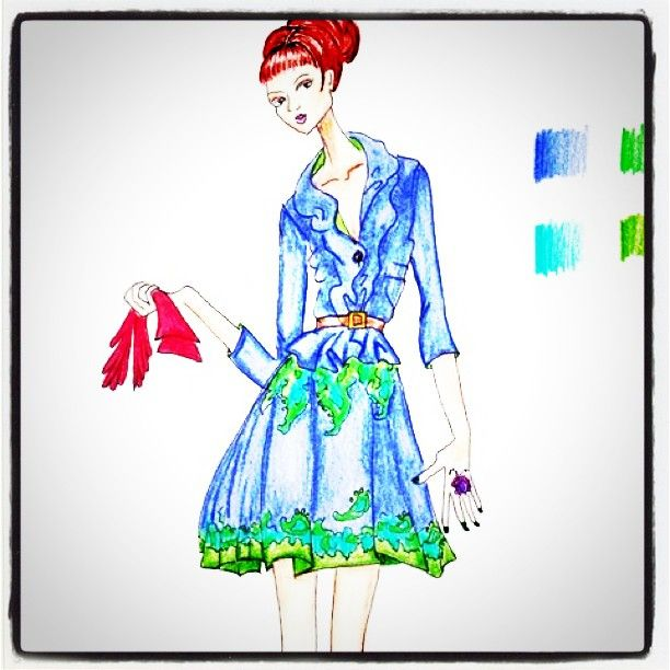 one of my illustrations/designs  www.radapriya.blogspot.com