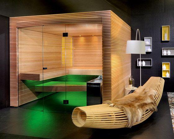 Ovola Indoor by KÜNG | Saunas