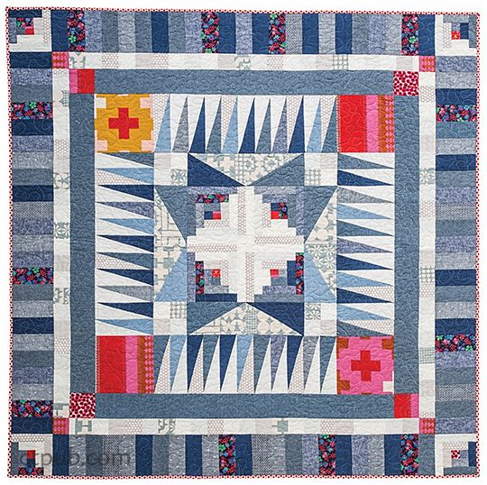 120 Best Geometric Quilts Images On Pinterest Jelly