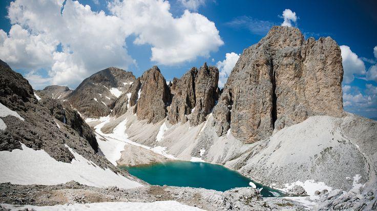 Lago d'Antermoia - Catinaccio
