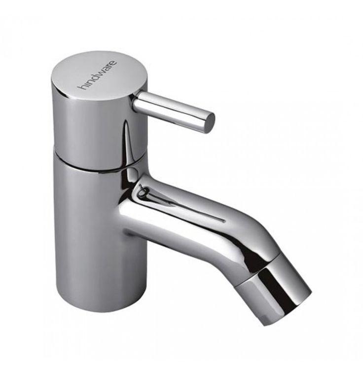 Hindware Flora Pillar Cock Faucet In Chrome (F280001)