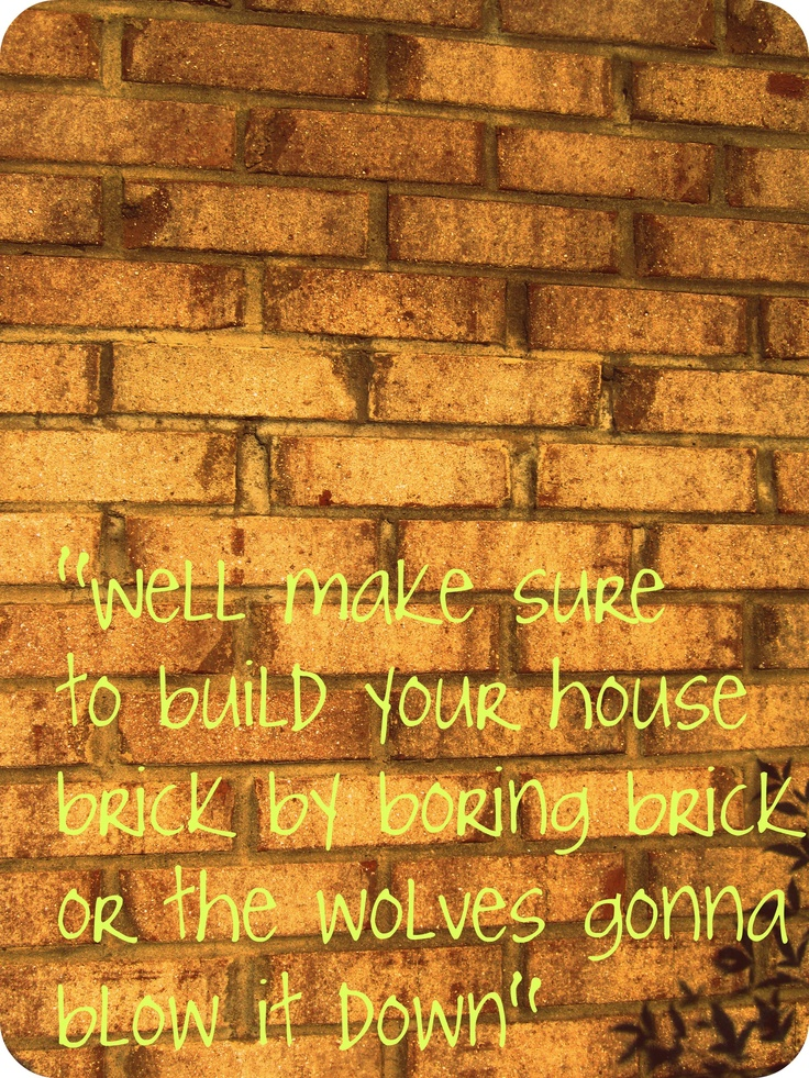 paramore quotes brick by boring brick - photo #16