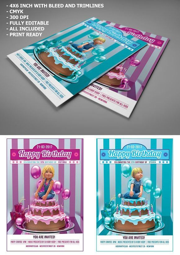 birthday party new year party flyer templates pinterest party birthday parties and birthday
