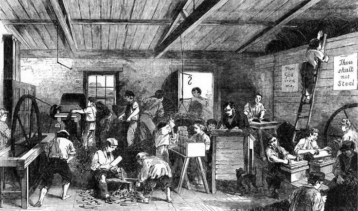 BBC - Primary History - Victorian Britain - Children at school Great website for teaching about victorians