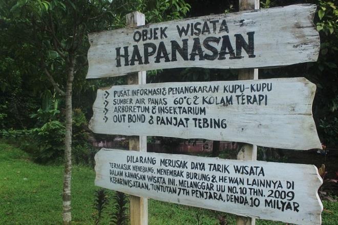 Covesia.com - Hapanasan merupakan salah satu eko wisata di Kabupaten Rokan Hulu, Provinsi Riau yang layak dikunjungi saat liburan di akhir pekan bersama...