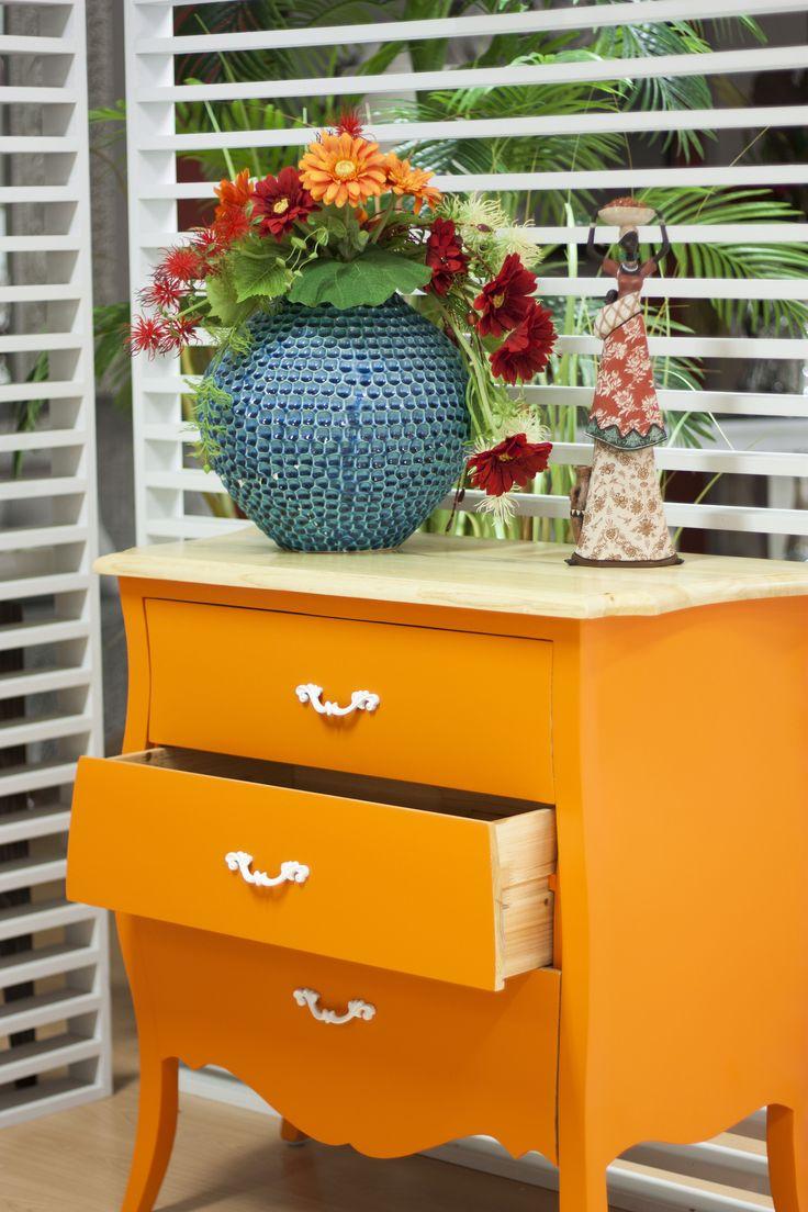 Wood Chest #HomeSweetHome #GreenApple #GAhomestyle #homestyle #wood #cozy  #orange