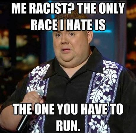 funny pictures of the day (64 pics) The Only Race I Hate Is The One That You Have To Run