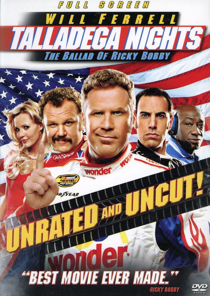 Sony Home Pictures Talladega s: The Ballad of Ricky Bobby