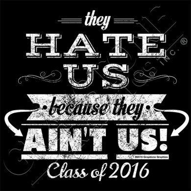 Class of 2016 – Graystone Graphics