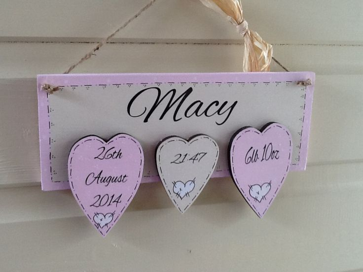 17 best personalised baby gifts images on pinterest baby gifts personalised to suit all occasions new baby gifts wedding horseshoes and personalised fabric bunting mugs and cushions christmas themed plaques negle Images