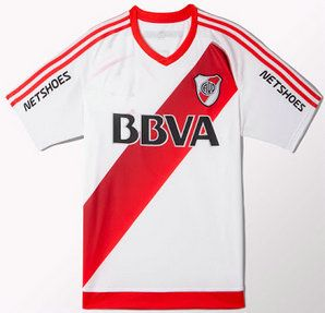 16-17 River Plate Cheap Home Replica Jersey