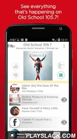 Old School 105.7  Android App - playslack.com ,  Old School 105.7 is Las Vegas Valley's station playing your favorite back-in-the-day hits from the 60s, 70s, 80s, 90s and 2000s! Hear and interact with the artists and songs that you love. With the latest version of the Old School 105.7 iRadioNow app, you can connect to the Motown sound like never before.Just download and open your Old School 105.7 iRadioNow app to get a live feed of what's playing, and everything else that's played over the…