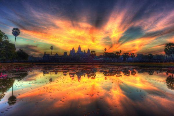 アンコールワット(Angkor Wat)/カンボジア