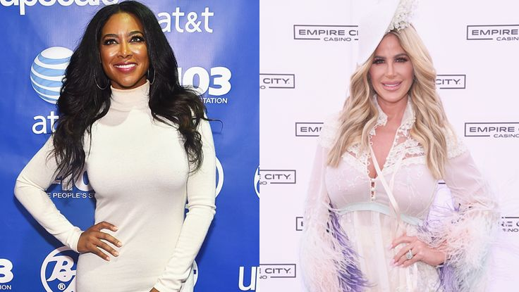 Kim Zolciak Attacks Kenya Moore After Alleged Comments About Kim's Son #Entertainment #News