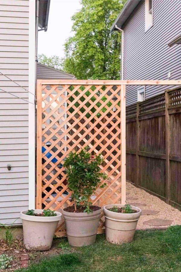 45 Trellis Ideas You Can Build Yourself Diy Garden Trellis Diy Trellis Backyard Trellis