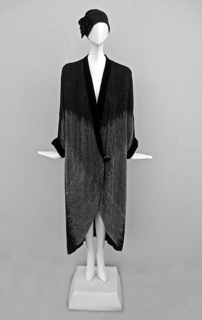 Paul Poiret. Opera Coat. circa 1924