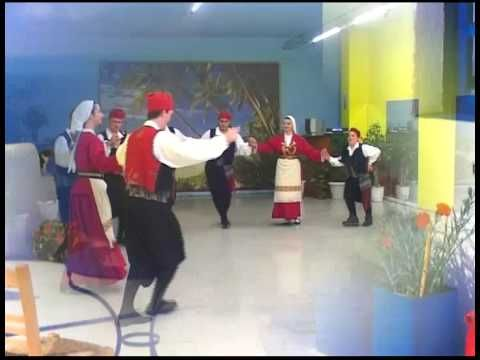 Nisiotikos Syrtos - Traditional Greek Dance from the Aegean Islands