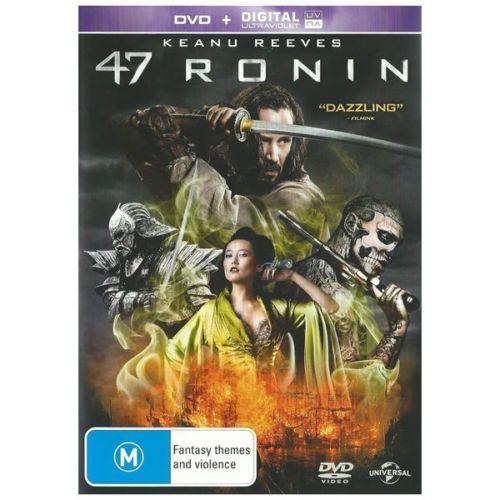 47-Ronin-DVD-Brand-New-Region-4-Aust-Keanu-Reeves