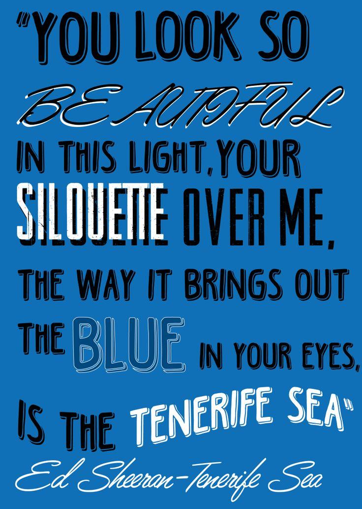 Into The Sea You And Me Lyrics