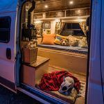 Love this van build by @bishfotosafari.Find out how to insulate your van ❄️https://www.parkedinparadise.com/insulate-van/.Tag #parkedinparadise for features!