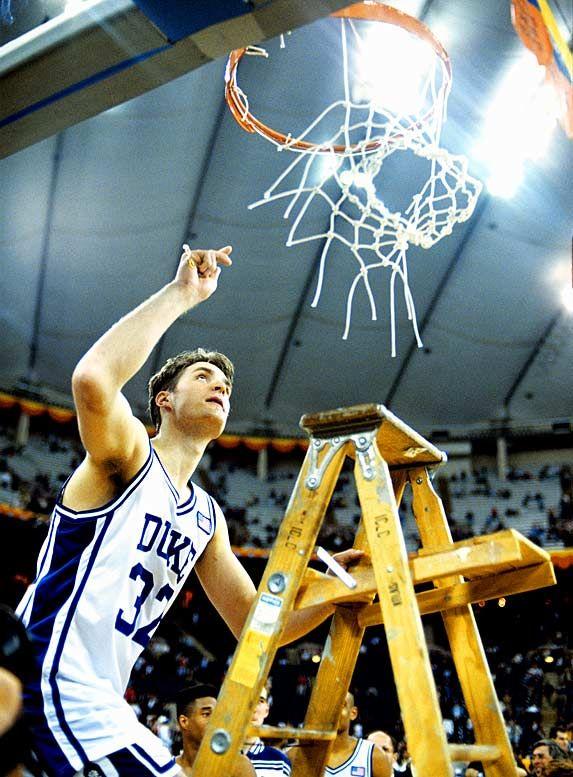 78+ images about Duke Basketball - Christian Laettner on Pinterest | Duke basketball, Alonzo ...