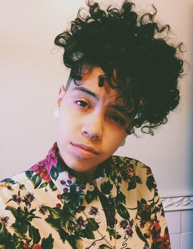Lee Jiménez   Community Post: 30 Strikingly Beautiful Gender Non-Conforming/Gender Non-Binary Selfies