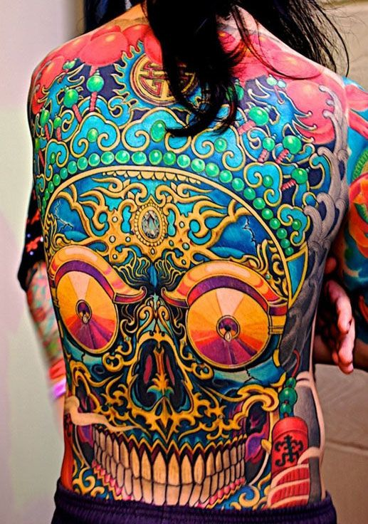 1000 images about best color tattoos in the world on