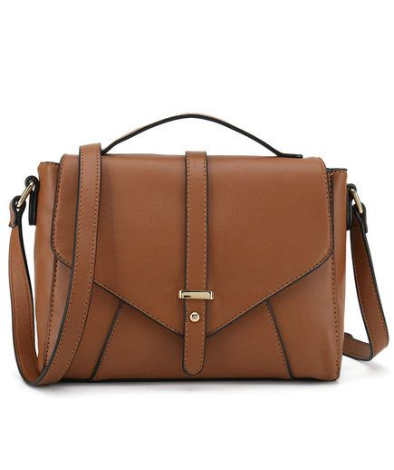 7e75dae83228 6 Stylish Crossbody Bags That Go With Absolutely Everything | Whether  you're sightseeing around a city or trekking through the airport, this  roomy satchel ...