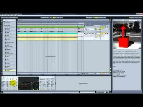 Ableton Live: Vocoder + Operator = Aggressive Robot Voice Effect (with pitch control) - YouTube