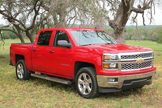 2014 Chevrolet Silverado Review | Newmarket Chevrolet Dealer | Uxbridge GM Dealer #ChevySilverado