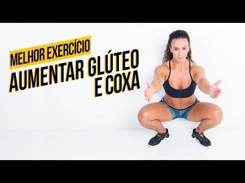 TREINO: COMO AUMENTAR GLÚTEOS E COXAS EM POUCO TEMPO | Raquel Quartiero - Barriga de Sonho - YouTube