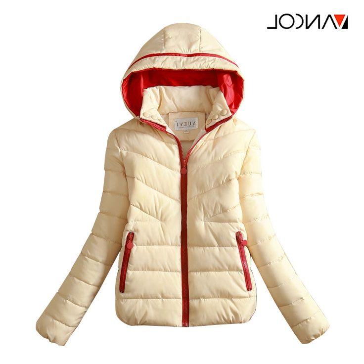 28.28$  Buy now - https://alitems.com/g/1e8d114494b01f4c715516525dc3e8/?i=5&ulp=https%3A%2F%2Fwww.aliexpress.com%2Fitem%2FHoody-Women-Coat-Warm-Coats-Winter-Zipper-Thick-Slim-Short-Outwears-Wadded-Jacket-Women-Parka-Mujer%2F32711269515.html - Hoody Women Coat Warm Coats Winter Zipper Thick Slim Short Outwears Wadded Jacket Women Parka Mujer camperas de pluma mujer 2016 28.28$