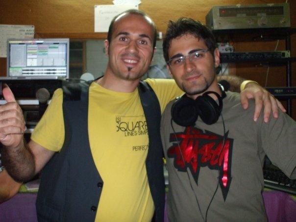 Lorenzo and I