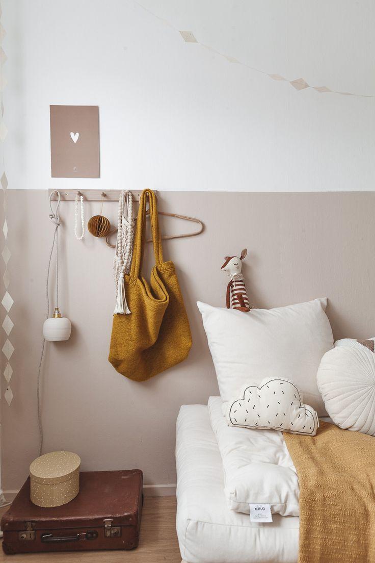 ELLE INTERIEUR – Blog über Interior & Lifestyle #Kinderzimmer #okergeel #mommybag